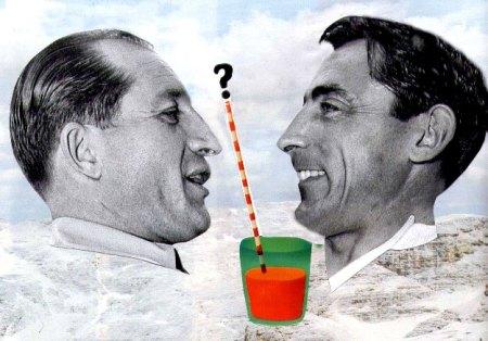 In Europa Coppi o Bartali?