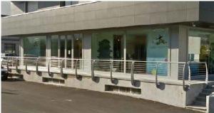 Centro commerciale di Gressan (foto tratta da Alpe)
