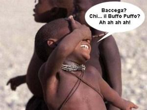 Anche in Kenya...