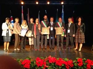 Etroubles, medaglia d'oro al Concorso internazione di Entente Florale.