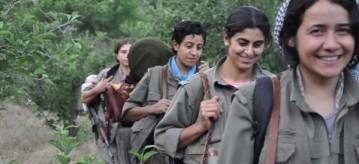 Viva le donne curde che lottano per il loro Paese!