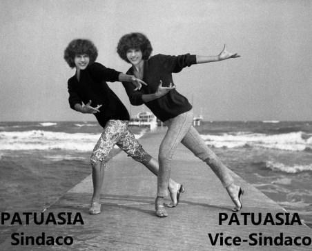 Vota la protesta creativa, vota Patuasia!